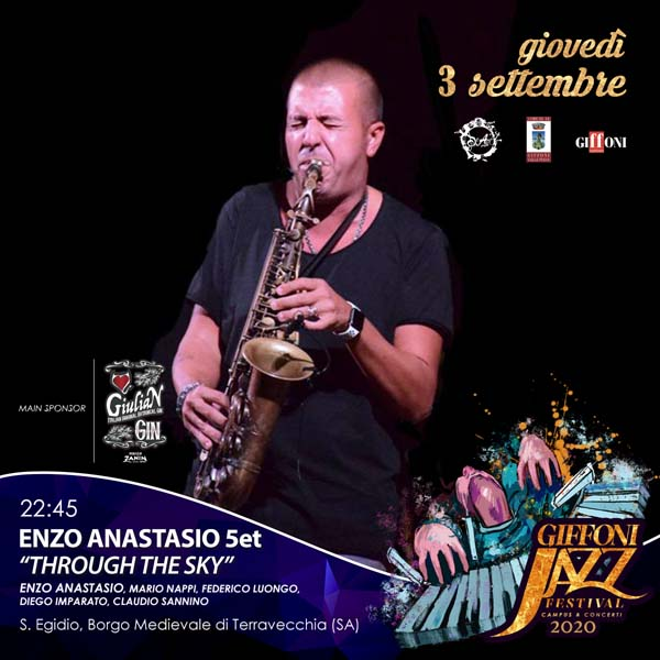 Enzo Anastasio 5et Through The Sky